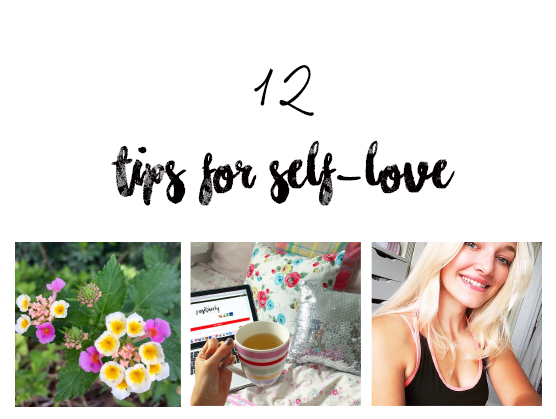 tips for self love