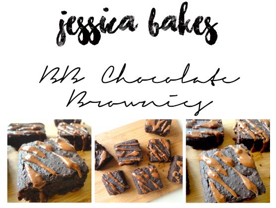 bb chocolate brownies