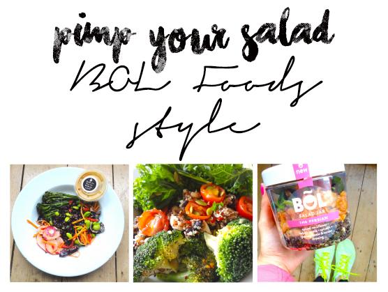 pimp your salad- bol foods